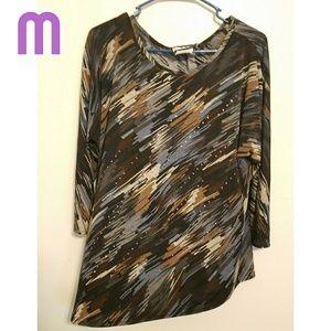 🆕 Asymmetrical blouse